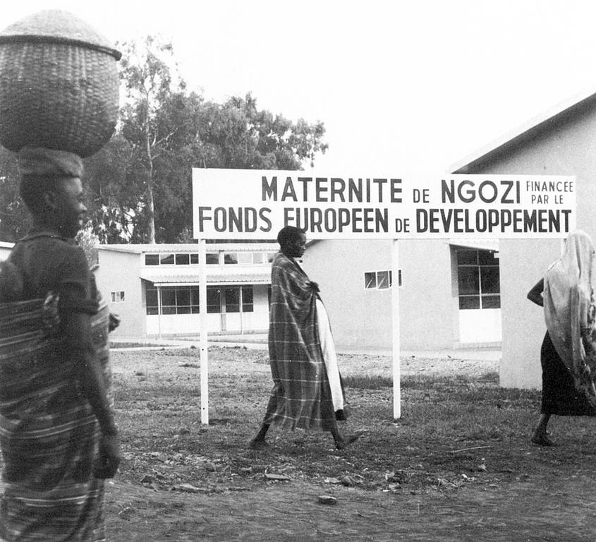 Funding of a maternity unit in Ngozi, Burundi, through the European Development Fund