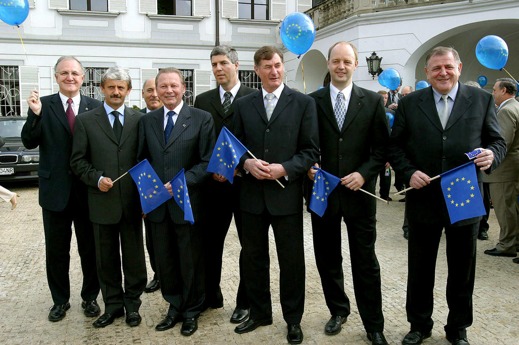 Campaign for the Slovak Republic's accession to the European Union (Bratislava, 13 May 2003)
