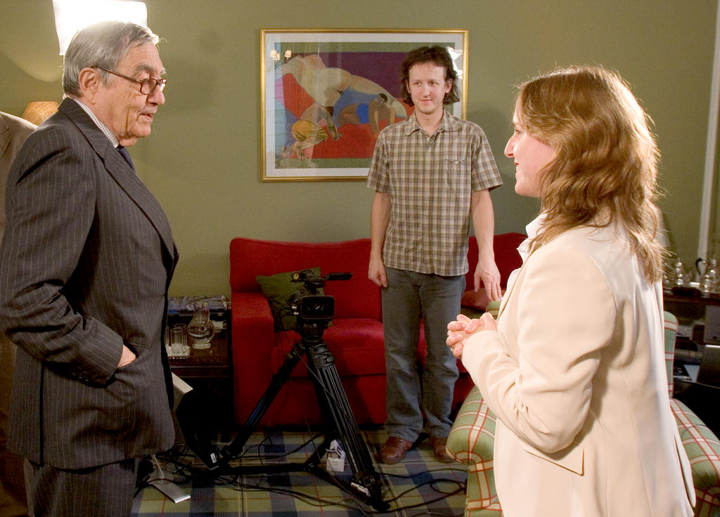 Interview mit José da Silva Lopes