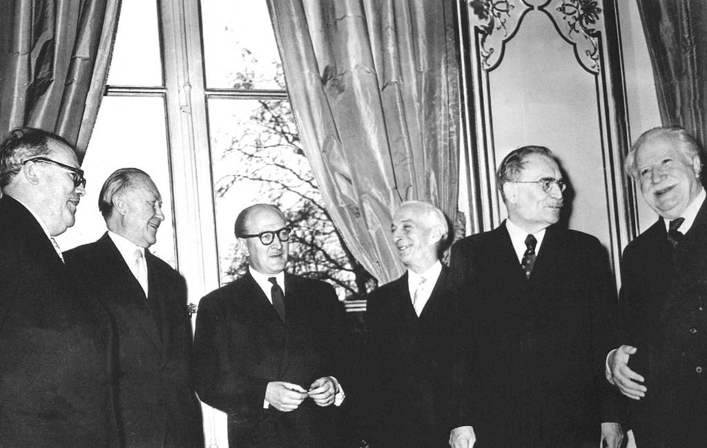 The Paris Conference (19–20 February 1957)