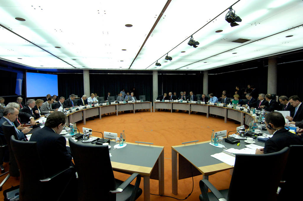 Meeting of the General Council of the European Central Bank (2007)