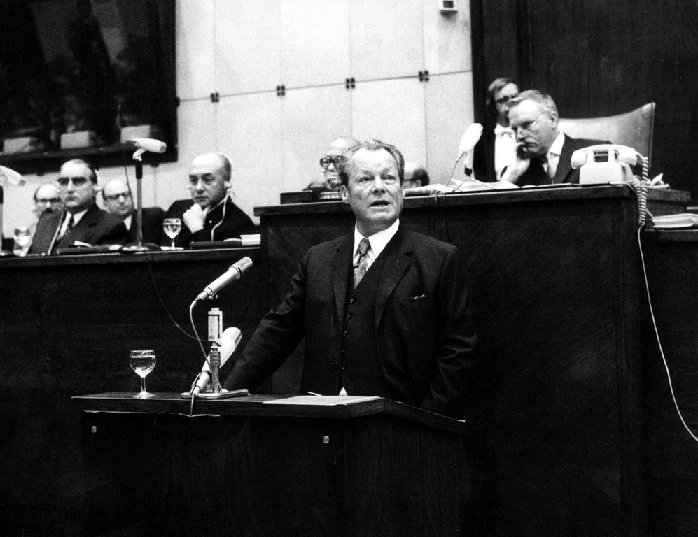 Address given by Willy Brandt to the European Parliament (Strasbourg, 13 November 1973)