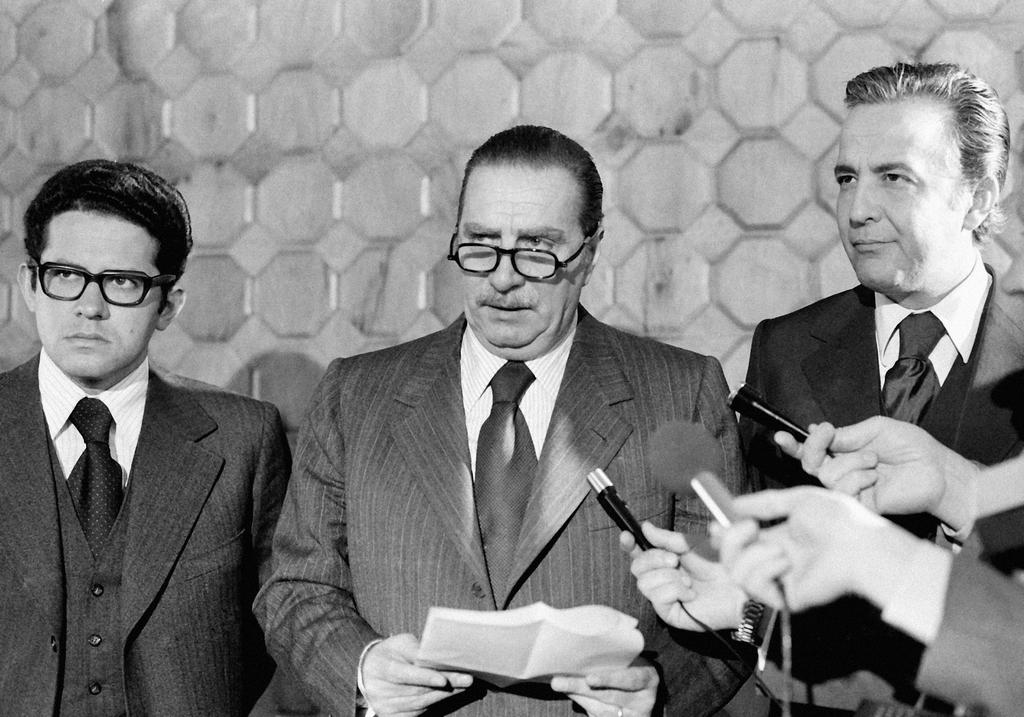Lorenzo Natali inaugurates the EEC Information Office (Lisbon, 30 September 1979)