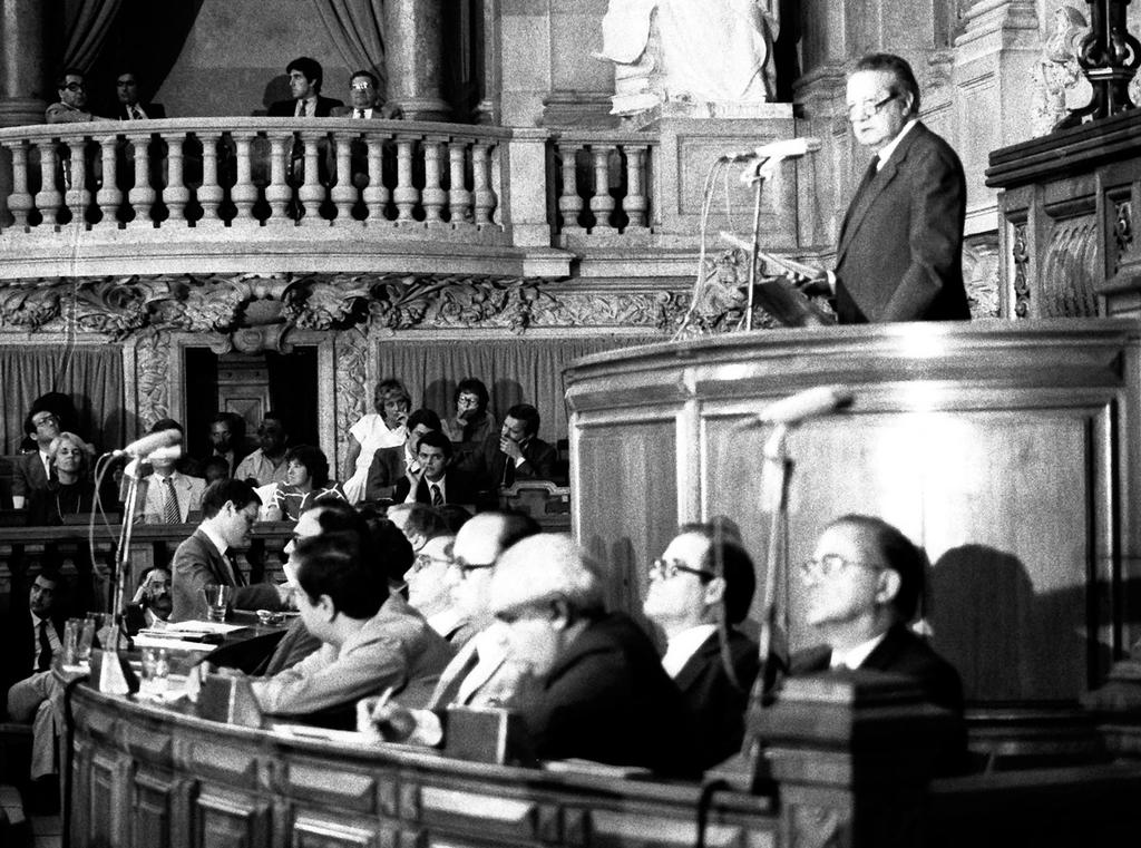 Address given by Mário Soares to the Assembly of the Republic during the ratification of Portugal's Treaty of Accession to the European Communities (Lisbon, 10 July 1985)