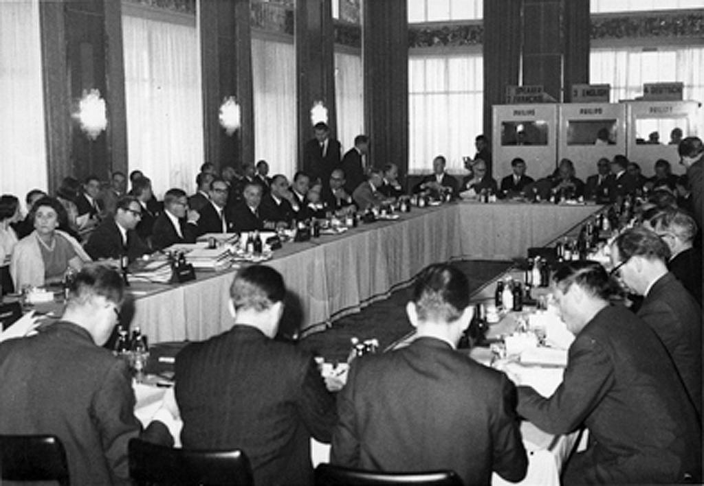 Meeting of the EFTA Council of Ministers (Lisbon, 27–28 October 1966)