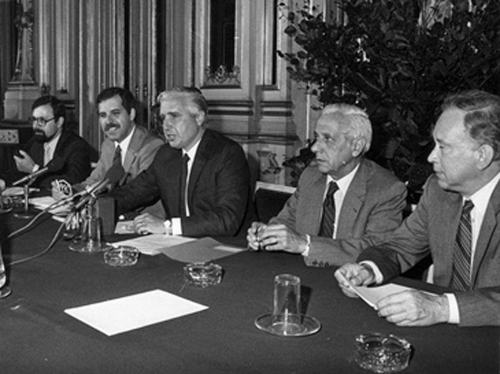 Press conference on Community regulations concerning Portuguese agriculture (30 July 1986)