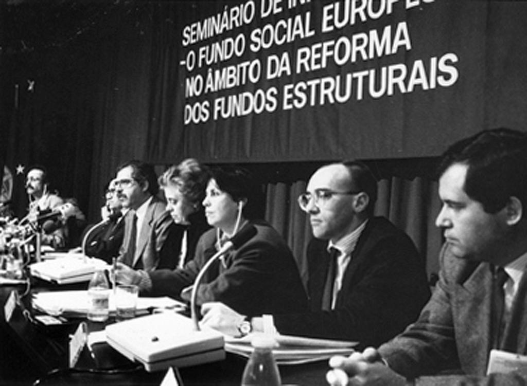 Seminar on the European Social Fund and the reform of the Structural Funds (13 March 1989)