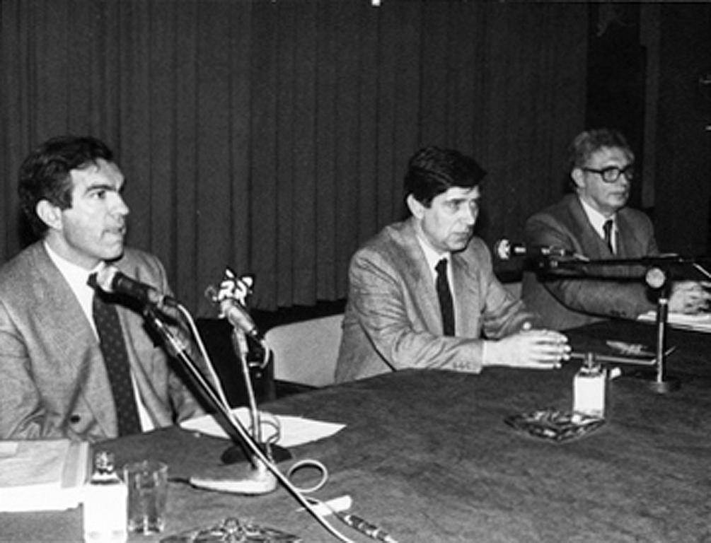 Press conference on the application of the PEDIP programme (Oporto, 6 December 1988)