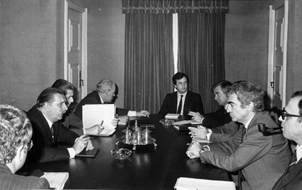 Meeting on cooperation between Portugal and the EEC (4 March 1983)