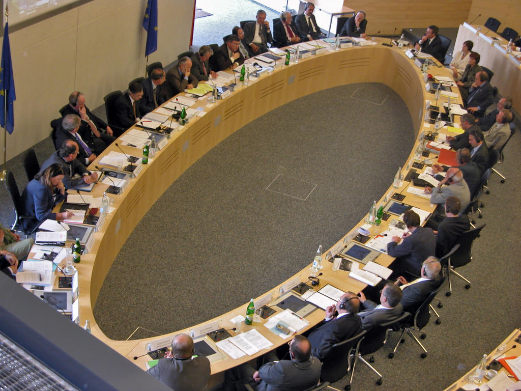 Meeting with the European Parliament's Committee on Budgetary Control (Luxembourg, 24 May 2005)