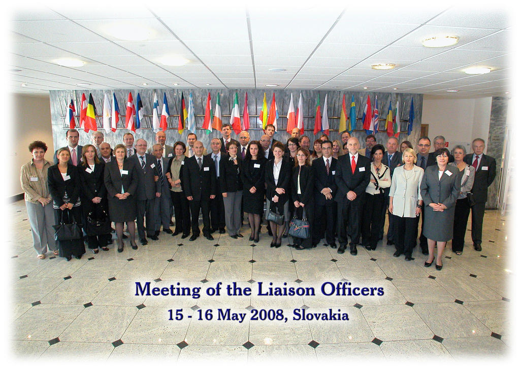 Meeting of the Liaison Officers of the SAIs in Slovakia (15 May 2008)