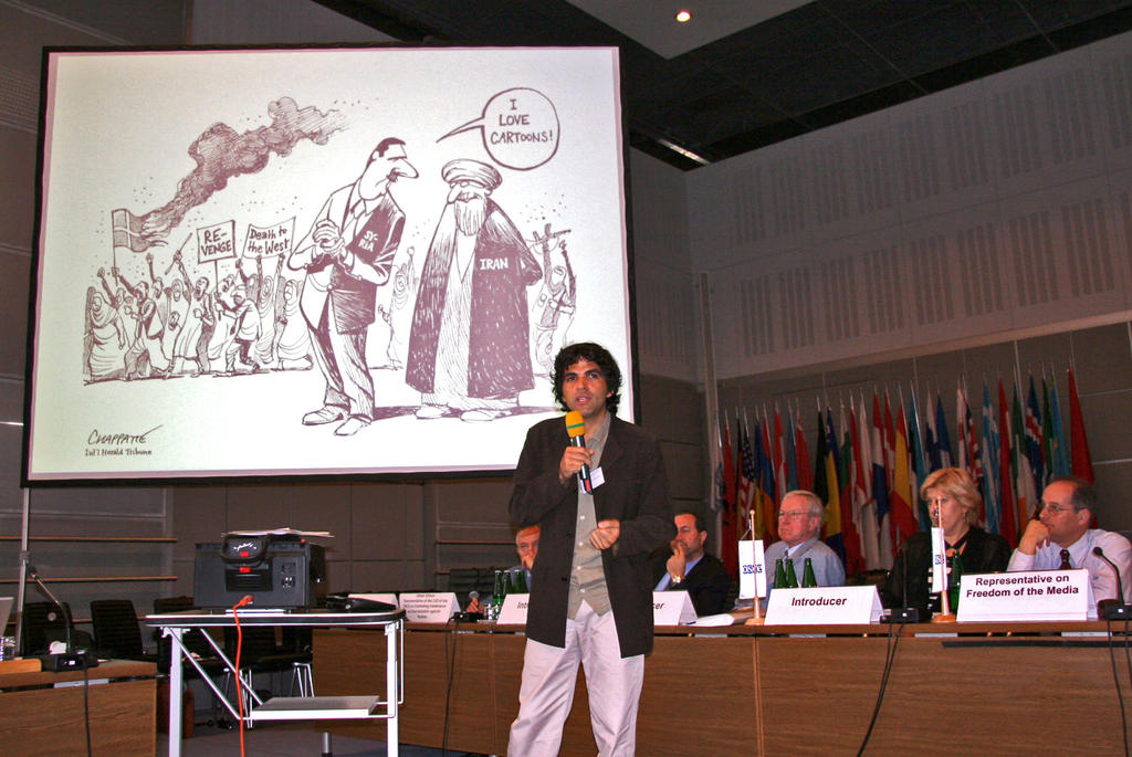 OSCE Human Dimension Meeting on the freedom of the media (Vienna, 13–14 July 2006)