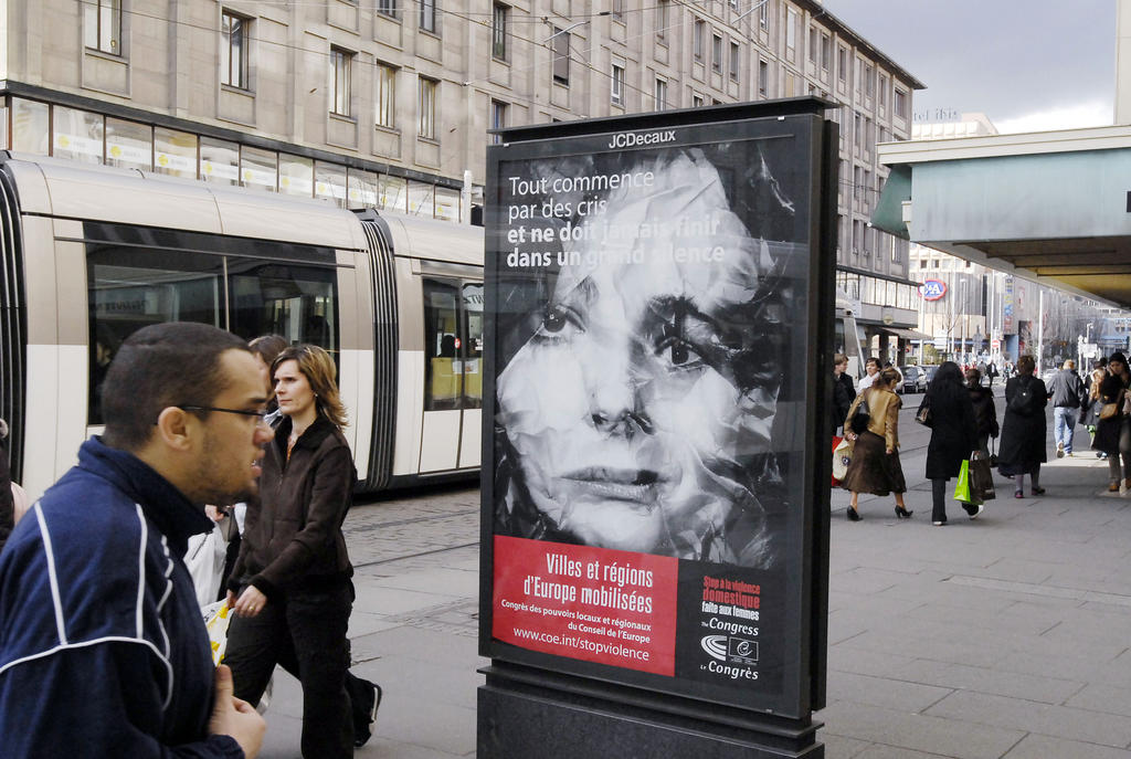 Council of Europe Campaign to Combat Violence against Women (Strasbourg, 7 March 2007)