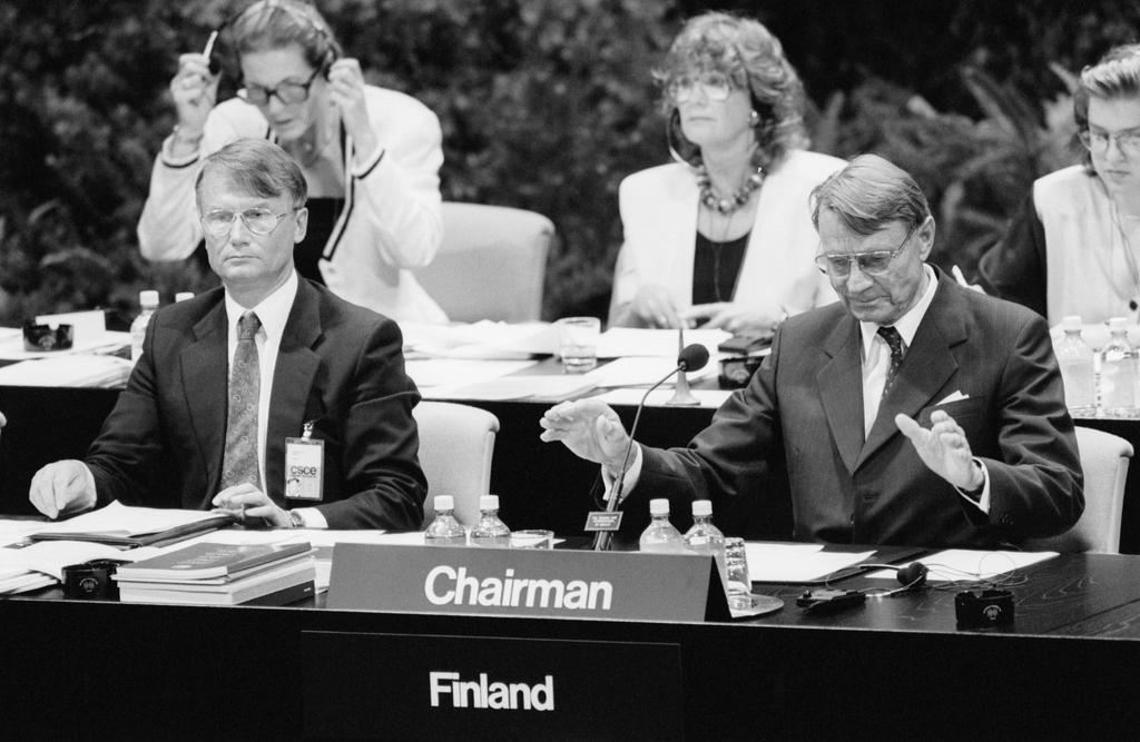 Third CSCE Summit (Helsinki, 9 and 10 July 1992)