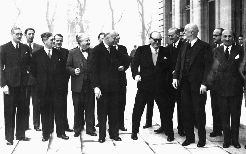 Members of the Council of the Organisation for European Economic Cooperation (17 February 1949)