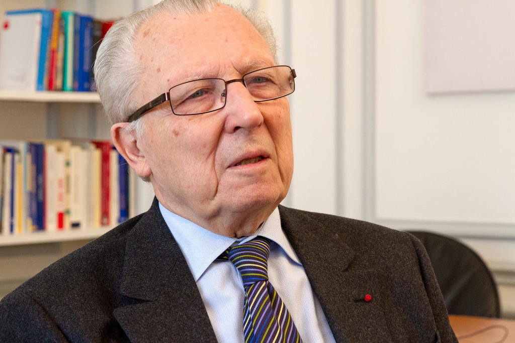 Jacques Delors (Paris, 3 avril 2013)