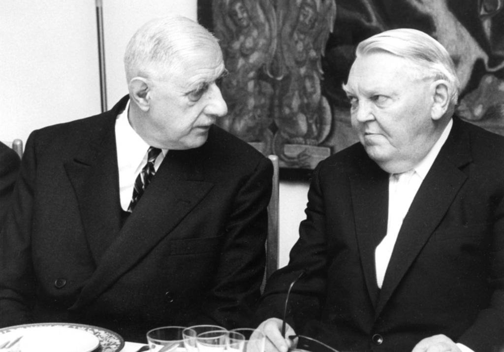 Point de rencontre charles de gaulle