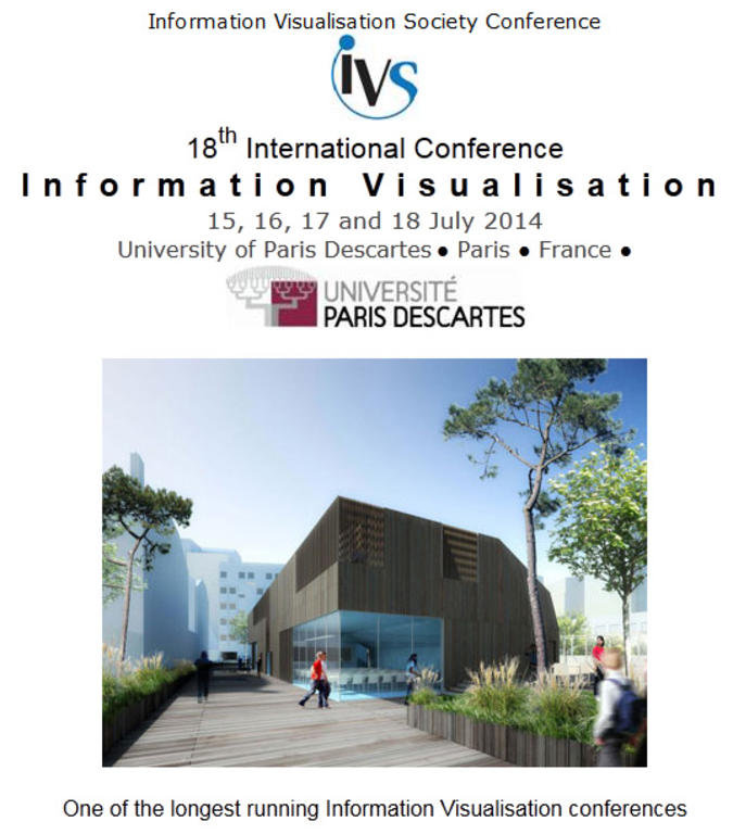 18th International Conference Information Visualisation