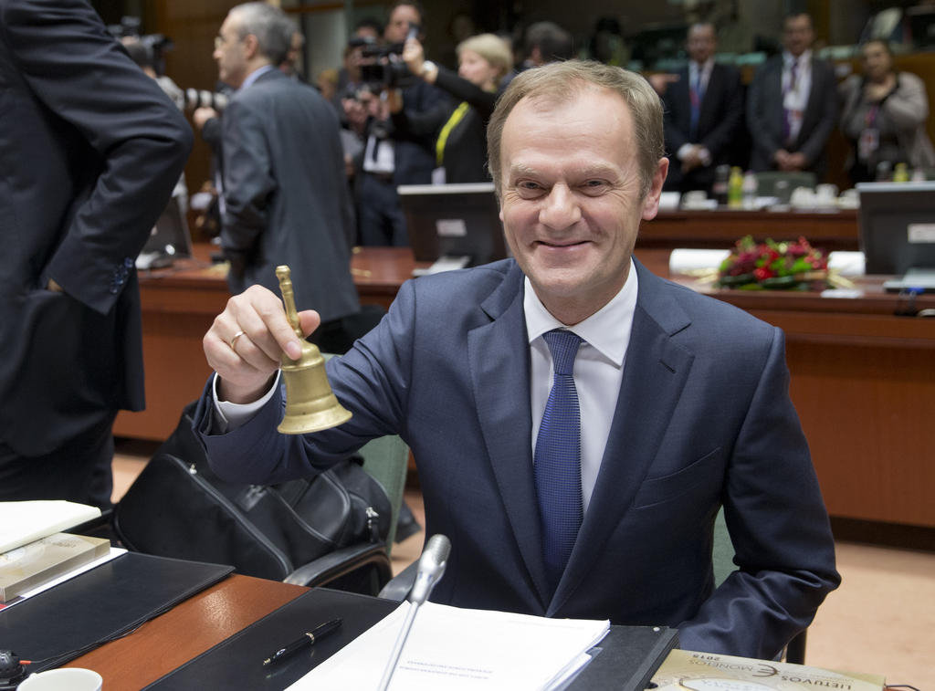First European Council chaired by Donald Tusk (Brussels, 18 and 19 December 2014)