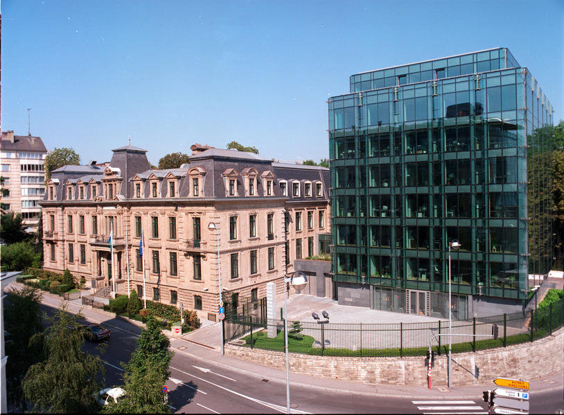 Building of the Banque centrale du Luxembourg (2003)