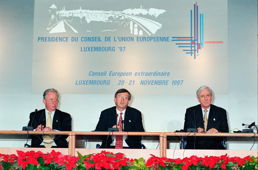 Luxembourg European Council (Luxembourg, 20 and 21 November 1997)