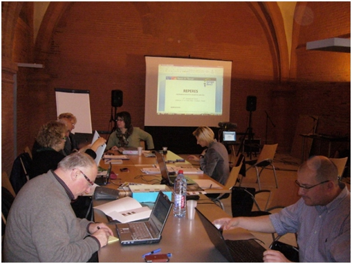 Sixth working meeting in Toulouse (28 February–2 March 2011)