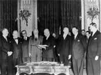 Signature traité CECA